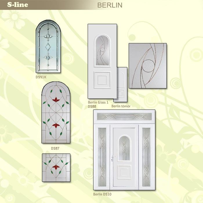 S-line Berlin műanyag ajtó